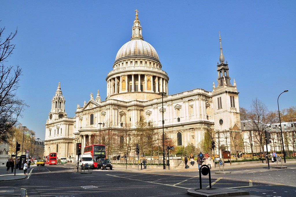 St-Pauls-Cathedral